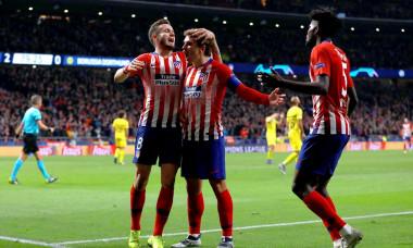 Club Atletico de Madrid v Borussia Dortmund - UEFA Champions League Group A