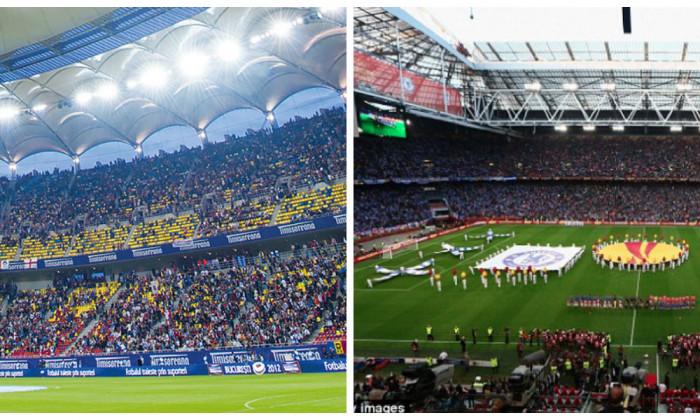 arena nationala si amsterdam arena