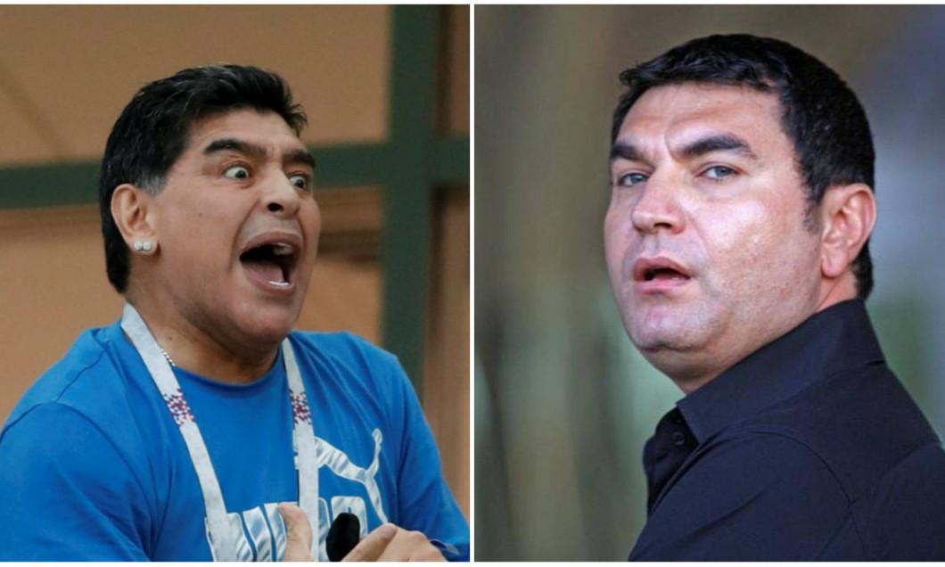 Maradona si Borcea