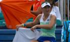 Irina Begu set Bianca Andreescu