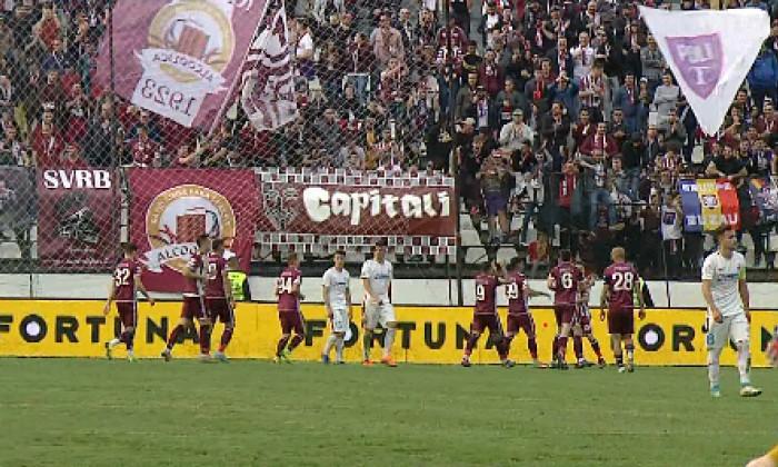 Rapid gol FCSB 2