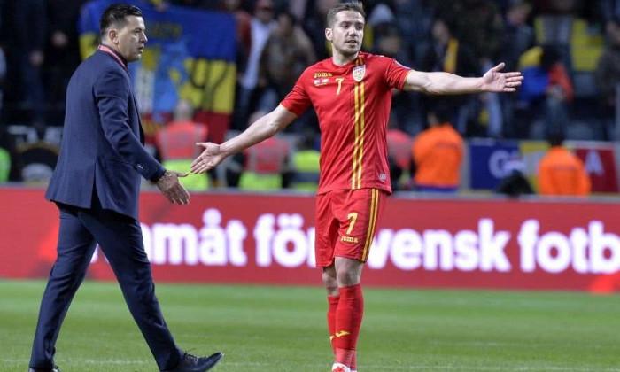 Chipciu Suedia - Romania 2-1