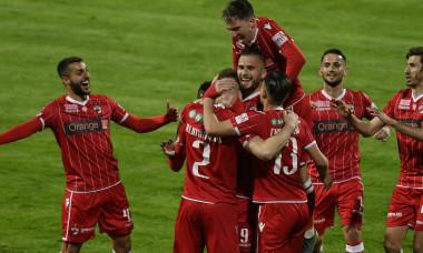 FOTBAL:DINAMO-AFC HERMANNSTADT, PLAY-OUT, LIGA 1 BETANO (29.03.2019)
