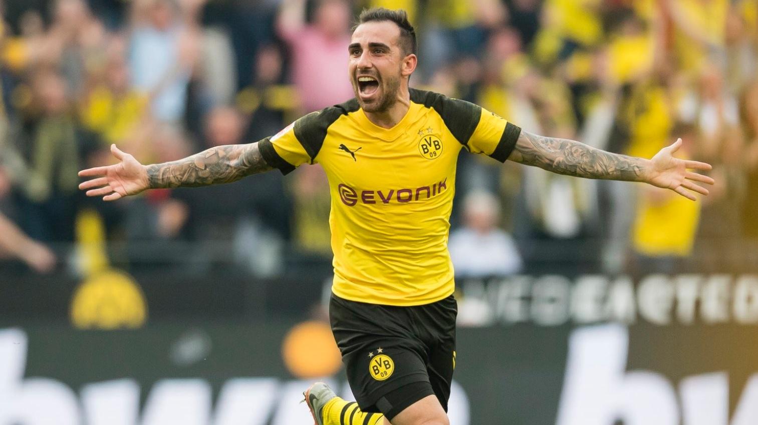 Paco Alcacer, cu gândul la revanșă înainte de Dortmund - Barcelona: \
