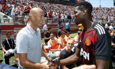 pogba si Zidane