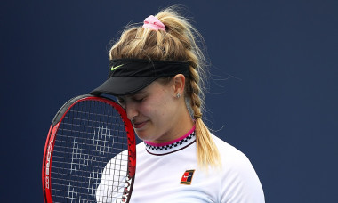 eugenie bouchard miami 2019