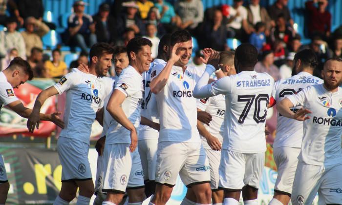 FOTBAL:GAZ METAN MEDIAS-FC BOTOSANI, PLAY-OUT, LIGA 1 BETANO (7.04.2019)