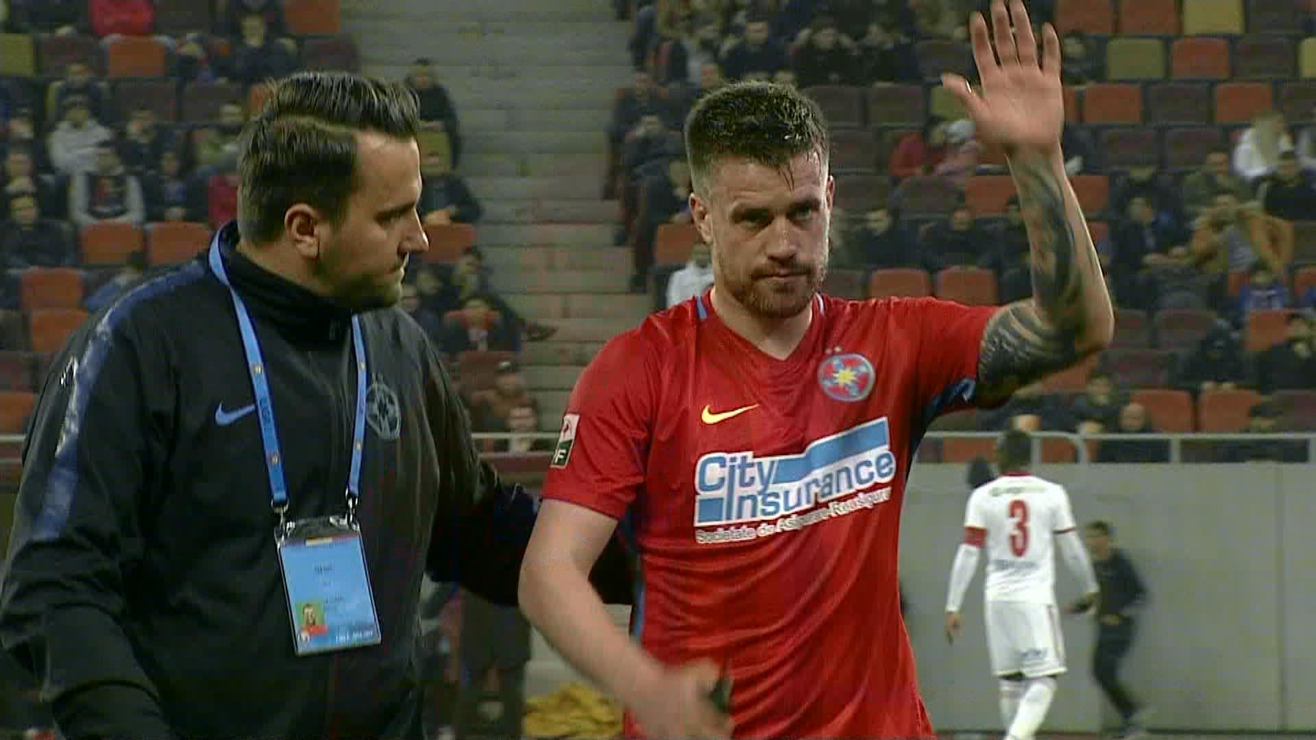 Craiova - FCSB   Ce se întâmplă cu Mihai Pintilii? Este incert și pentru meciul din Bănie