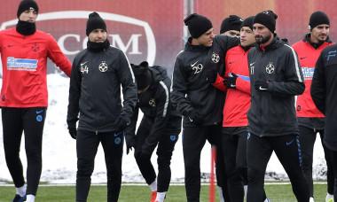 FOTBAL:ANTRENAMENT FCSB (9.01.2019)