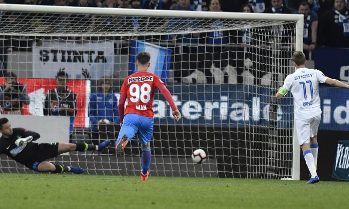 FOTBAL:FCSB-UNIVERSITATEA CRAIOVA, PLAY OFF LIGA 1 BETANO  (31.03.2019)