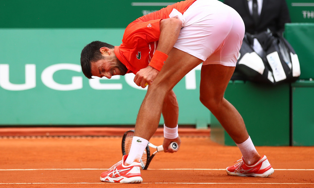 Rolex Monte-Carlo Masters - Day Three
