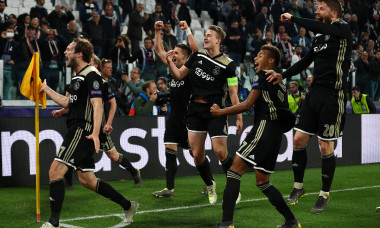 Juventus v Ajax - UEFA Champions League Quarter Final: Second Leg