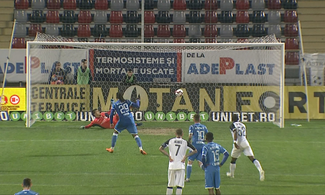 penalty ratat fortes