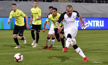 FOTBAL:ASTRA GIURGIU-CFR CLUJ, SEMIFINALA RETUR CUPA ROMANIEI (24.04.2019)