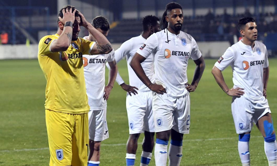 FOTBAL:FC VIITORUL-UNIVERSITATEA CRAIOVA, SEMIFINALA RETUR CUPA ROMANIEI (25.04.2019)