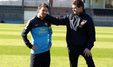Messi Vilanova