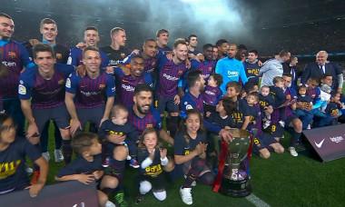 Barcelona campioana titlu