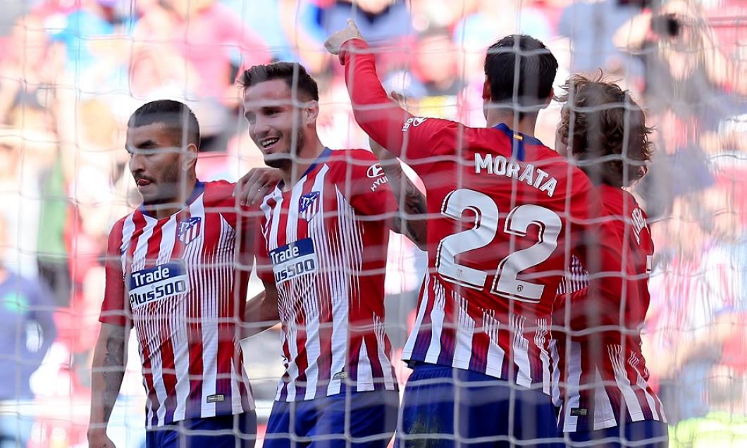 Club Atletico de Madrid v Real Valladolid CF - La Liga