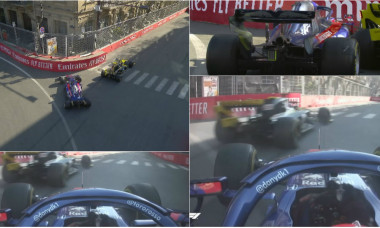 incidente formula 1 colaj