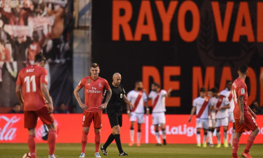 rayo vallecano real madrid