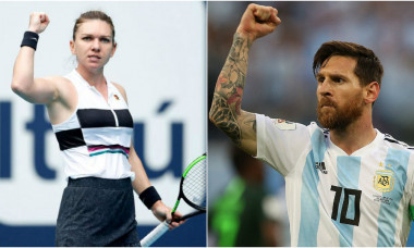 collage halep messi