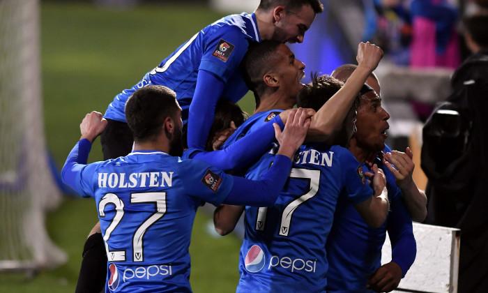 FOTBAL:FC VIITORUL-SEPSI OSK SFANTU GHEORGHE, PLAY OFF LIGA 1 BETANO (4.05.2019)