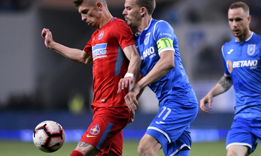 Craiova - FCSB 0-2. Bancu și Tanase