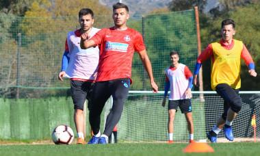 FOTBAL:ANTRENAMENT FC STEAUA BUCURESTI (16.01.2019)