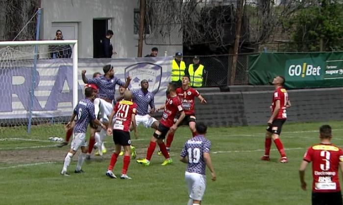 captura penalty timisoara-u cluj