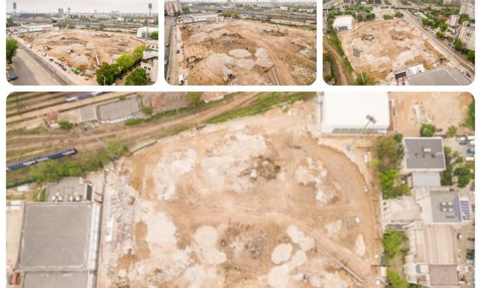 stadion giulesti demolat