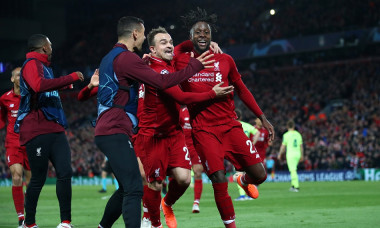 Liverpool v Barcelona - UEFA Champions League Semi Final: Second Leg