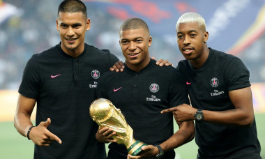Areola, Mbappe, Kimpembe