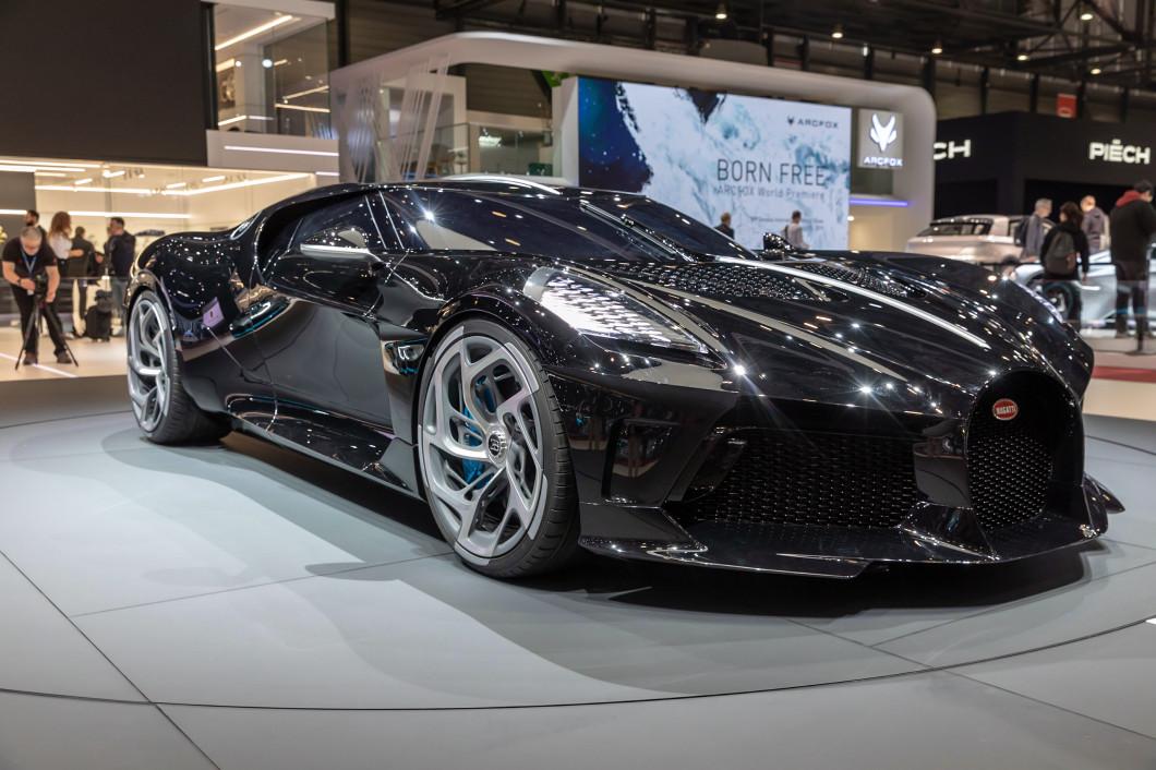 Bugatti La Voiture Noire, GIMS 2019