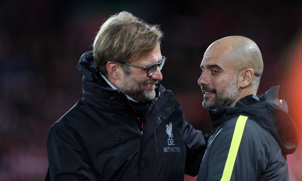 klopp si guardiola