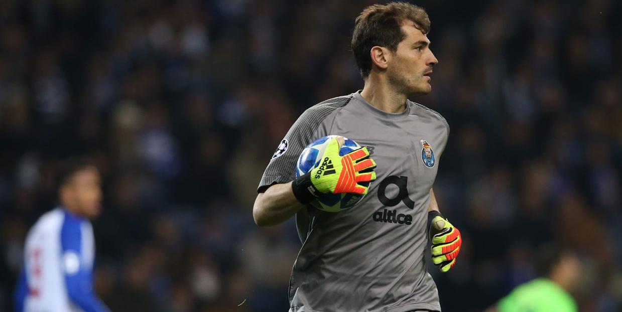 Comunicatul oficial al lui FC Porto: ce s-a întâmplat cu Iker Casillas şi verdictul medicilor