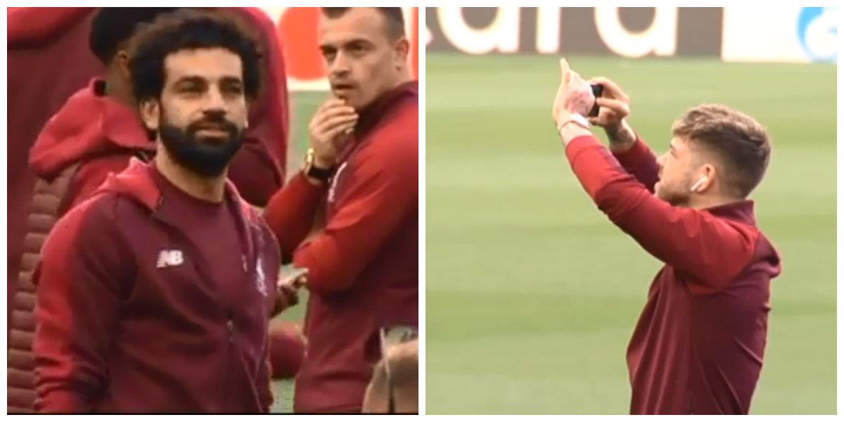 Reacţia uimitoare a jucătorilor lui Liverpool, când au păşit pe Camp Nou! \