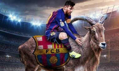messi goat