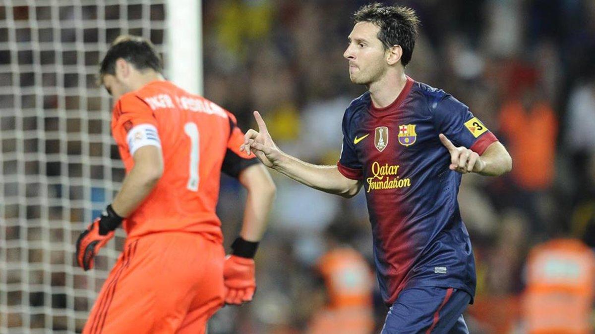 Un jucător uriaş, dar şi un om imens! Mesajul lui Messi pentru Casillas