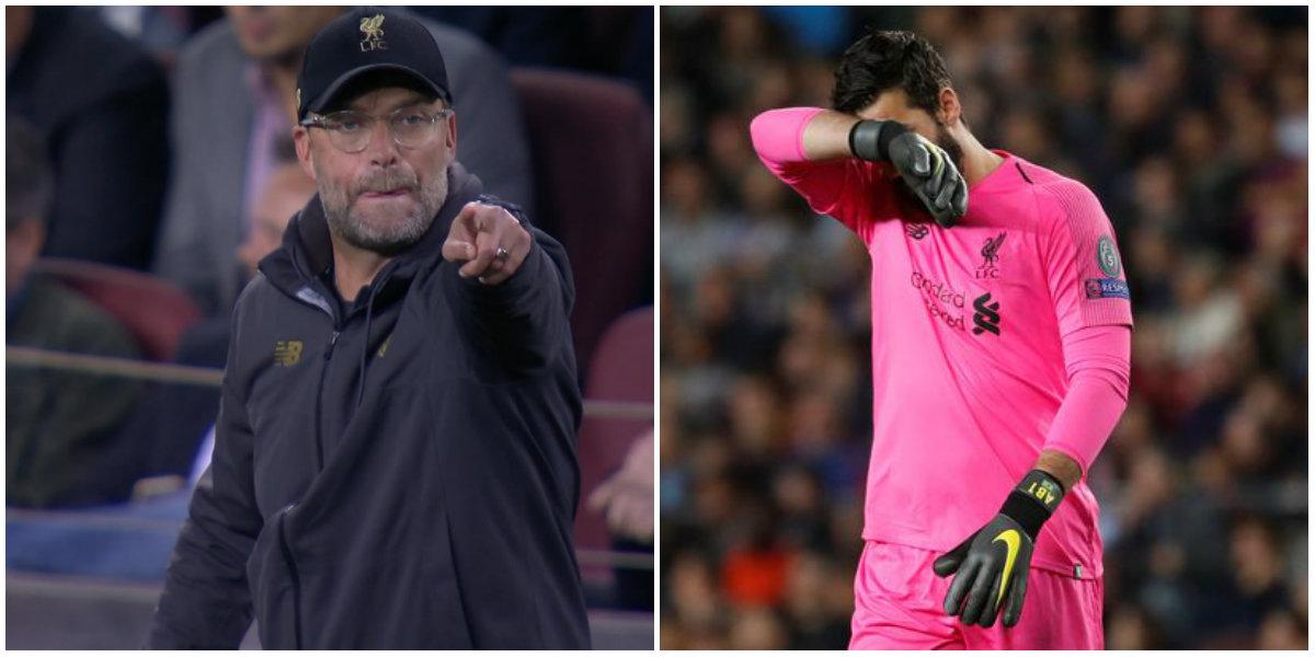 Barcelona - Liverpool 3-0 | Cum a ignorat Alisson \