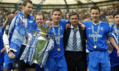 lampard terry mourinho