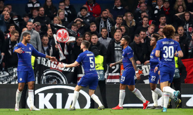 Chelsea v Eintracht Frankfurt - UEFA Europa League Semi Final : Second Leg