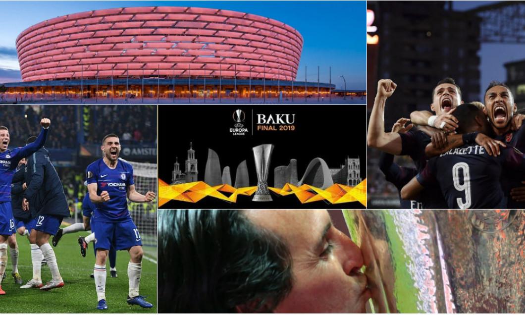 finala europa league baku 2019
