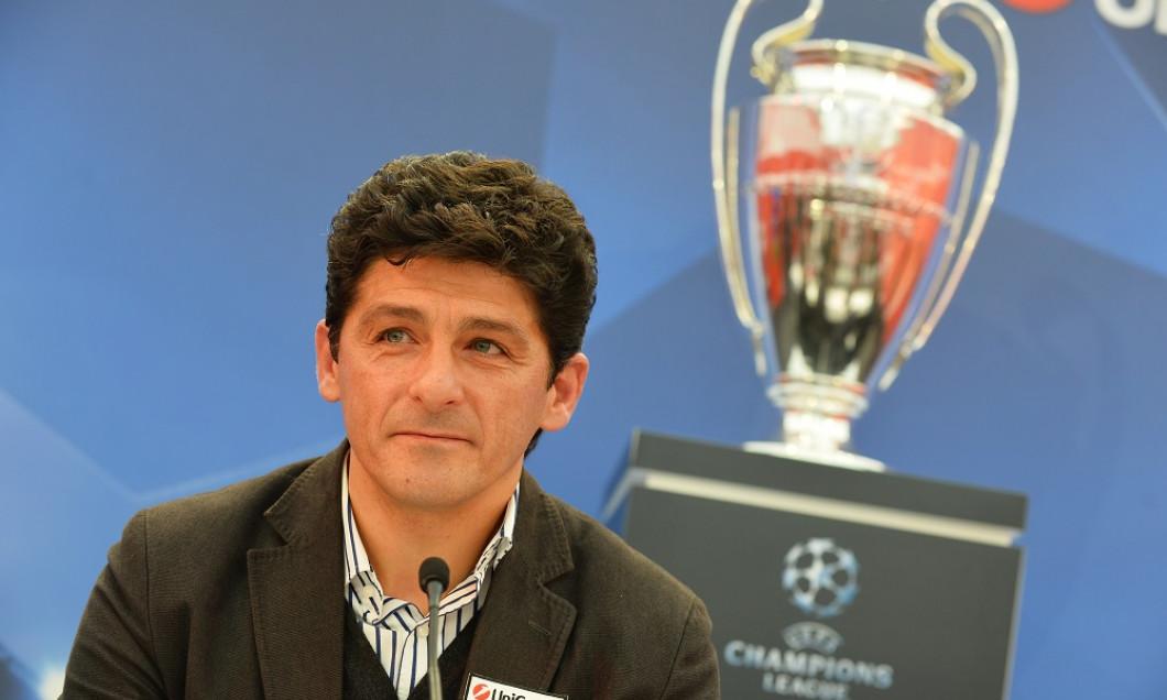 Unicredit UEFA Champions League Trophy Tour - Bucharest