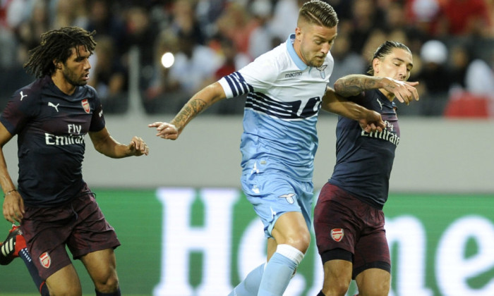 Arsenal v SS Lazio - Pre-Season Friendly