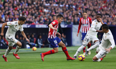 Club Atletico de Madrid v Real Madrid CF - La Liga
