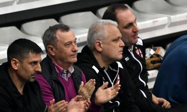 HANDBAL MASCULIN:DINAMO BUCURESTI-SPORTING LISABONA, LIGA CAMPIONILOR (28.02.2019)