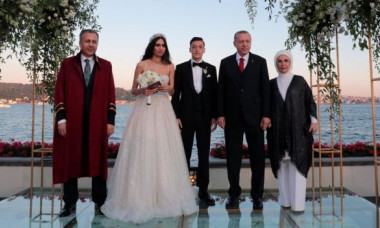 erdogan nunta mesut ozil