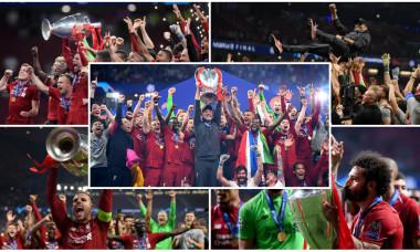 Liverpool premiere finala UCL