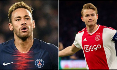 collage neymar de ligt