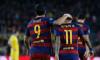 Suarez și Neymar